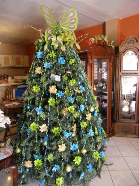 Arbol de navidad de mi bebe - Como decorar mi arbol de navidad ...