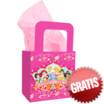 Cajitas Sorpresas de las Princesas Disney listas para imprimir
