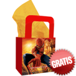 Cajitas Sorpresas Spiderman