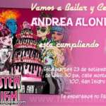 invitaciones Monster High 2