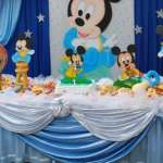 Fiesta Baby Disney con ideas realmente originales para decorar