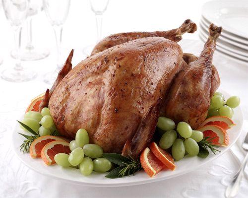 Como preparar un delicioso pavo de navidad for Como cocinar un pavo