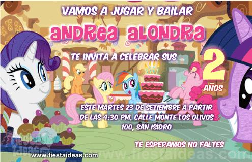 My Little Pony Archivos - Fiestaideasclub.com
