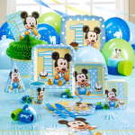 Cumpleaños Baby Mickey Mouse Disney