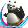 invitaciones Kung Fu Panda