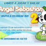 invitaciones de Doki Gratis