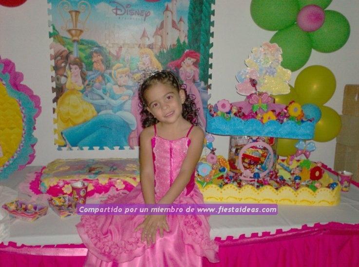 Ideas de Vestidos de Princesas