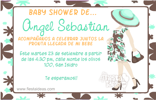 invitaciones babyshower 10png invitacion baby shower ideas mariposas 501x321