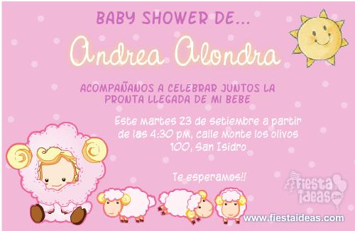 Invitaciónes interactivas para baby shower - Imagui