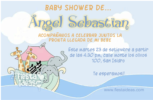 fiesta ideas invitaciones baby shower invitaciones baby shower con