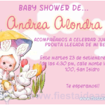 invitaciones baby shower