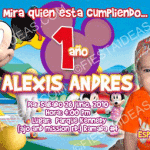 invitacion mickey mouse 02