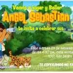 Go Diego Go – invitaciones de cumpleaños