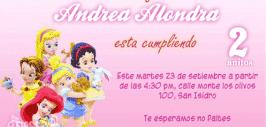 Invitaciones-Princesas-Disney-Baby-Gratis-Free-personalizables-invitaciones-Fiestaideas-min