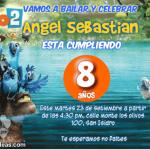 Rio 2 en la jungla invitaciones de cumpleaños para imprimir gratis
