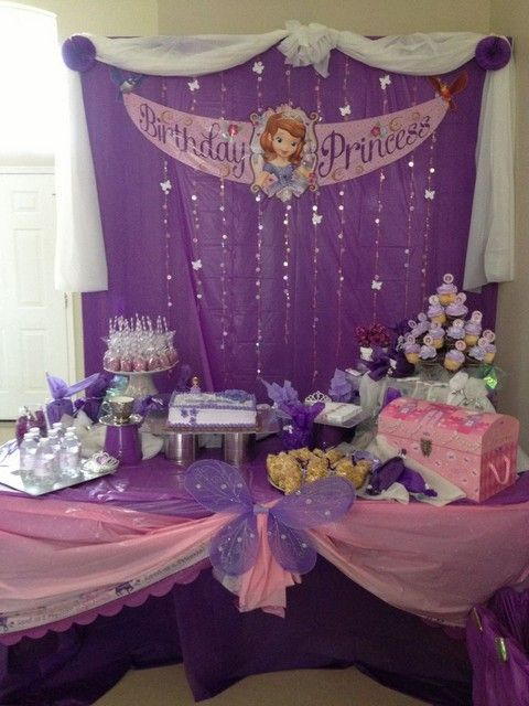 Princess Sofia Cake on Pinterest | Sofia Cake, Princess