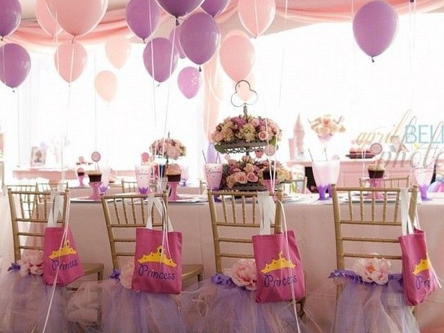 Hermosas ideas para decorar una fiesta de la princesa for Amazon decoracion salon
