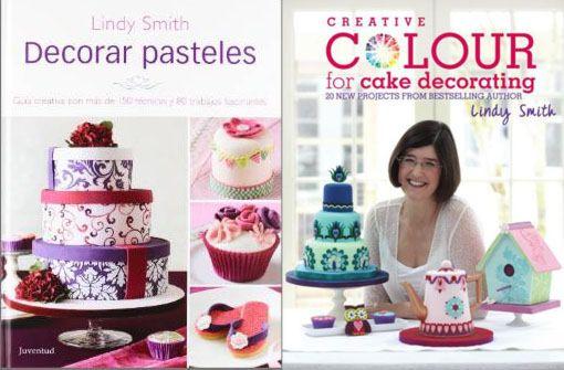 Aprende a decorar pasteles con los mejores libros fiestaideas - Libros de decoracion ...