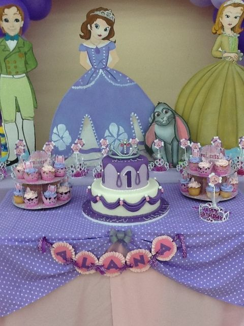 Sofia the First Party Ideas Pinterest