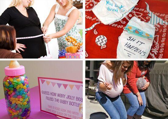 15 Juegos Para Baby Shower Realmente Divertidos 2018 Con Fotos