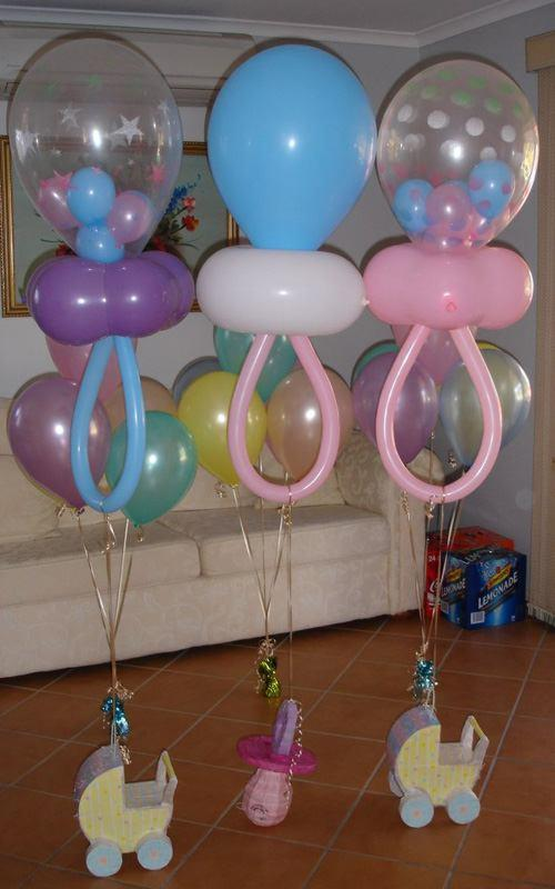 Decoracion Para Fiesta De Baby Shower.15 Ideas Para Decoracion De Baby Shower Con Globos Te Encantaran