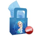 Cajitas sorpresas de Frozen para imprimir