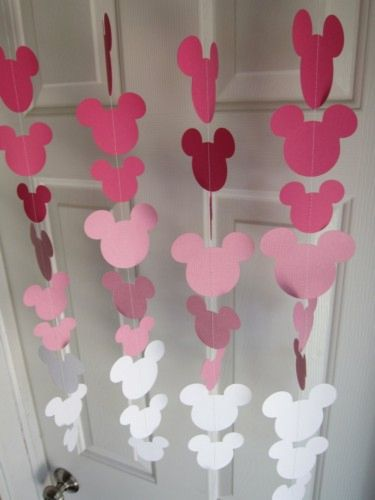 Decoracion Minnie Fucsia ~ Fiesta de Minnie mouse con ideas de decoraci?n originales