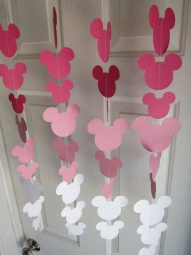 Fiesta De Minnie Mouse Ideas De Decoración Originales