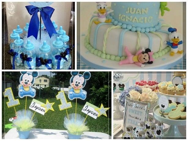 Pin decoracion baby mickey dulcero minnie ajilbabcom - Decoraciones baby shower ...
