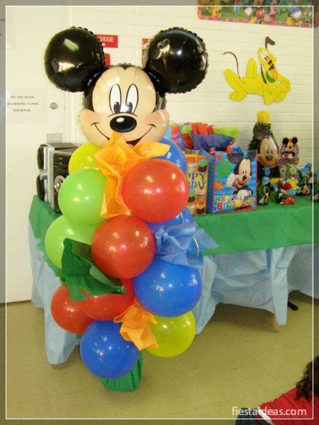 50 Ideas De Fiesta Mickey Mouse Decoraciones Espectaculares 2019