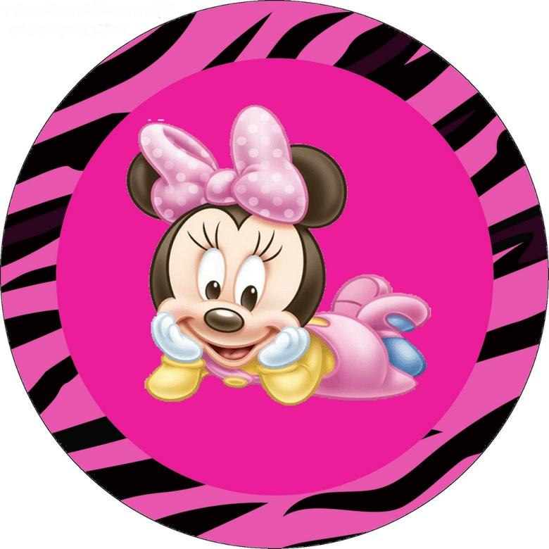 Baby Minnie Mouse Kit Imprimible Descargalas Todas