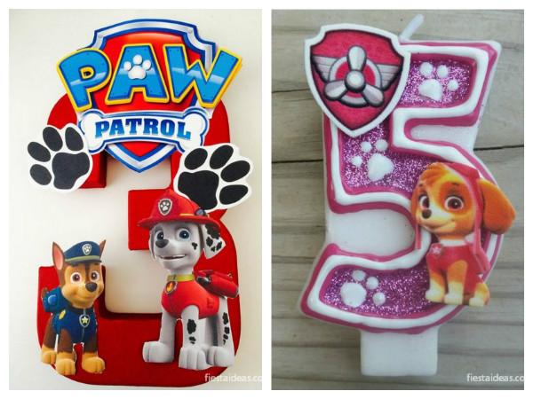 Originales Ideas De Fiesta De Paw Patrol Con Decoraciones Asombrosas