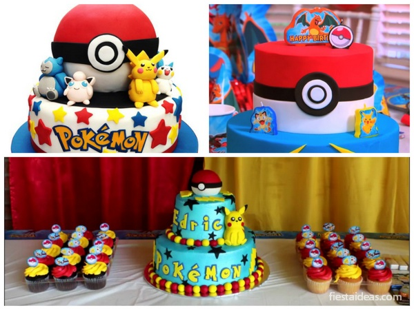 Fiesta Pokemon Go Con Ideas Espectaculares Paso A Paso