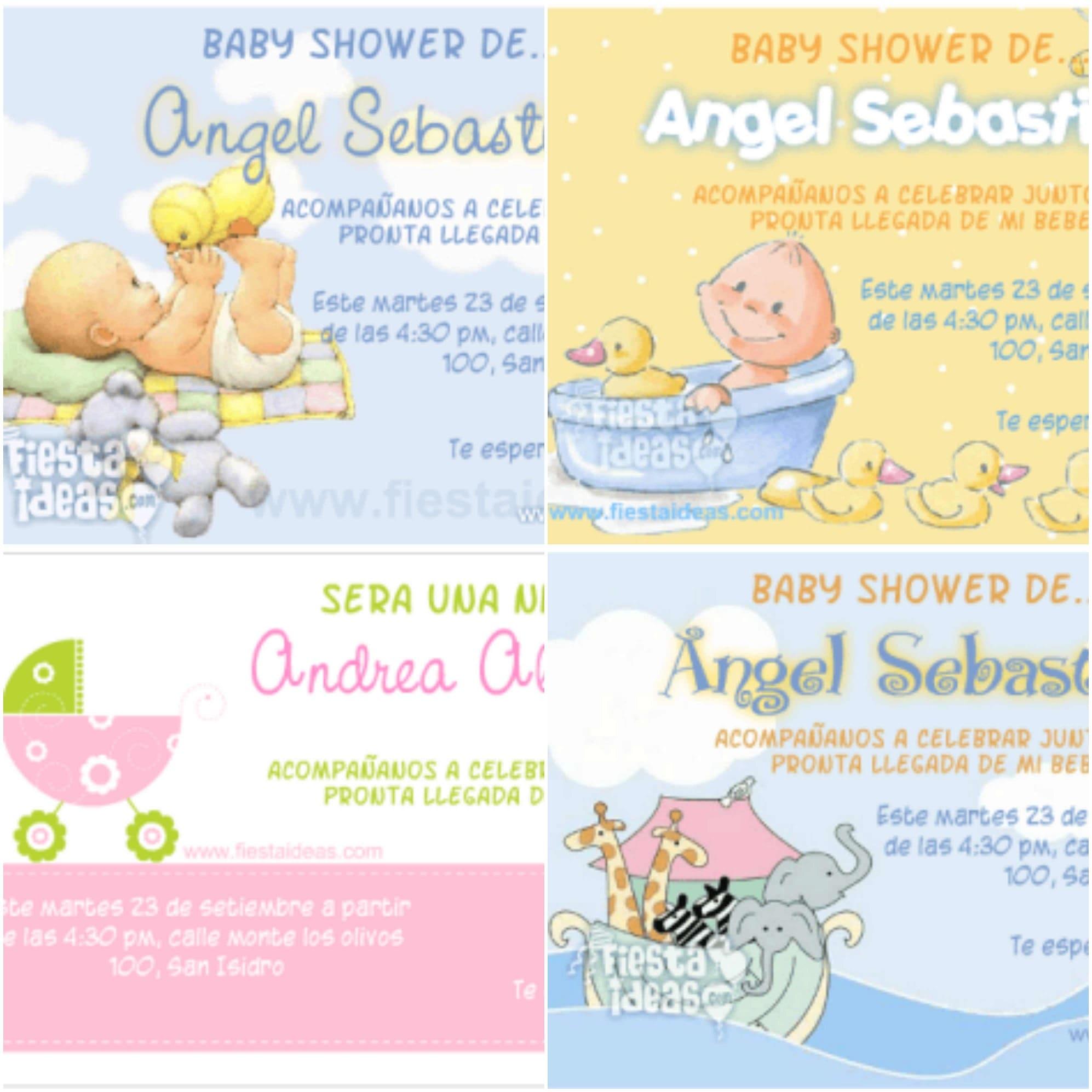 Ideas Para Un Baby Shower Inolvidable Guía Completa 2018