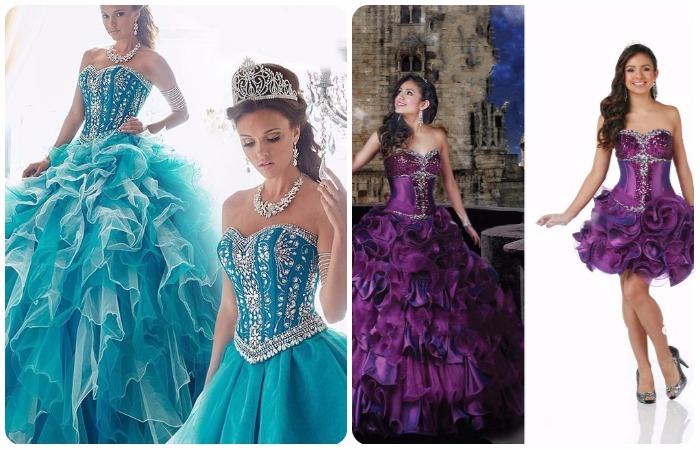 Los 50 Vestidos De 15 Años Mas Béllos Todos Los Estilos Y