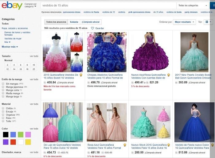 Los 50 Vestidos De 15 Años Mas Béllos Todos Los Estilos Y Colores