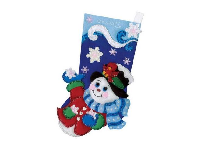 Patrones Dibujos De Navidad En Foami.70 Ideas De Botas Navidenas De Fieltro Con Moldes Para