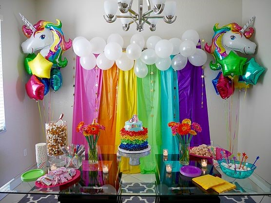 55 Fiestas De Unicornios Guía Completa Con Las Mejores Ideas