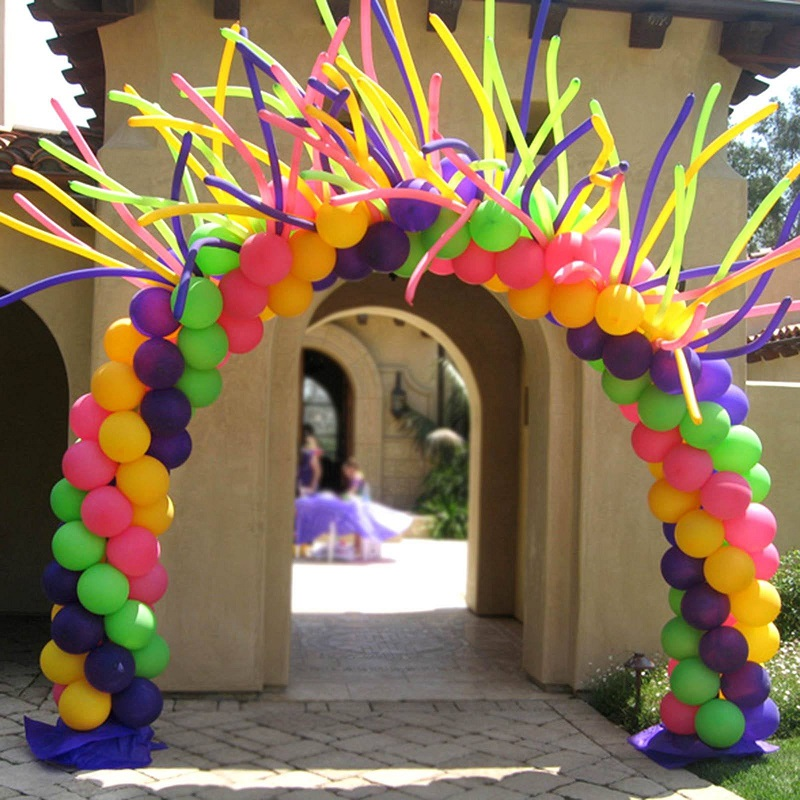 30 Decoraciones Con Globos Para Fiestas Infantiles Ideas