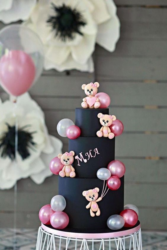 Decoracion De Baby Shower Para Nino Y Nina.55 Pasteles Para Baby Shower Muy Originales Y Deliciosos