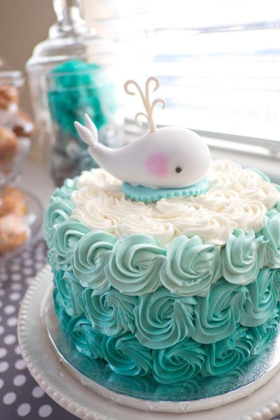 55 Pasteles Para Baby Shower Muy Originales Y Deliciosos