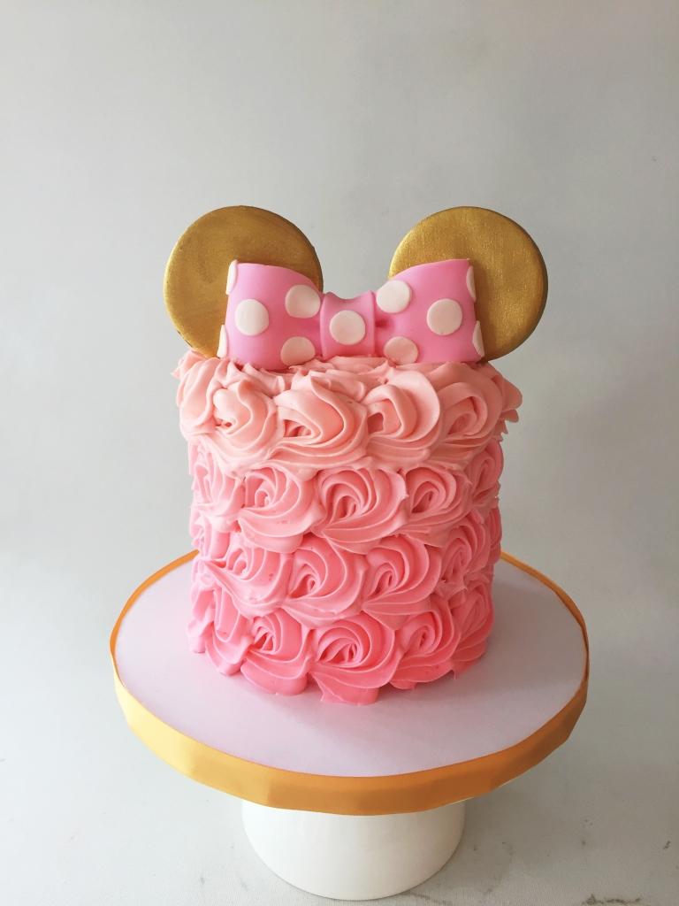 25 Tortas De Minnie Mouse Muy Originales Y Deliciosas 【2018】
